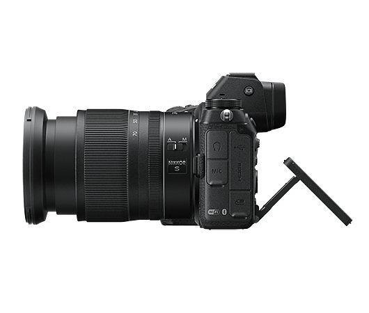 Nikon Z7 + 24-70/4,0 + FTZ Adapter