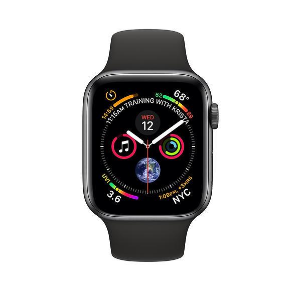 Apple Watch Series 4 4G 40mm Aluminium with Sport Band