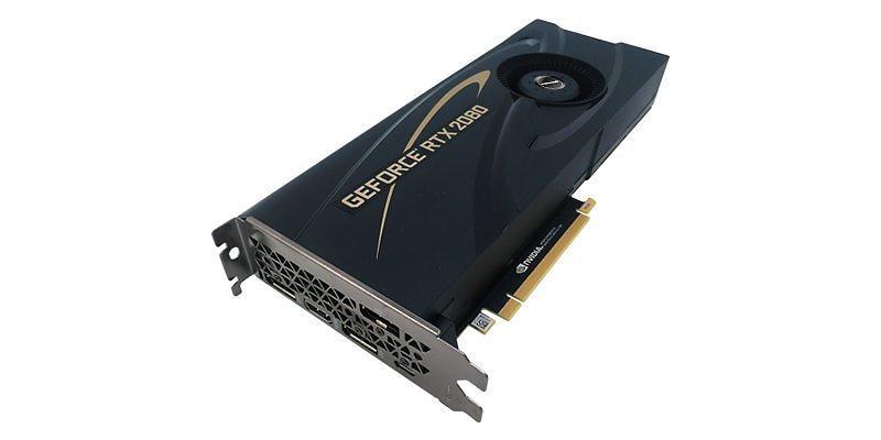 Manli GeForce RTX 2080 HDMI 3xDP 8GB