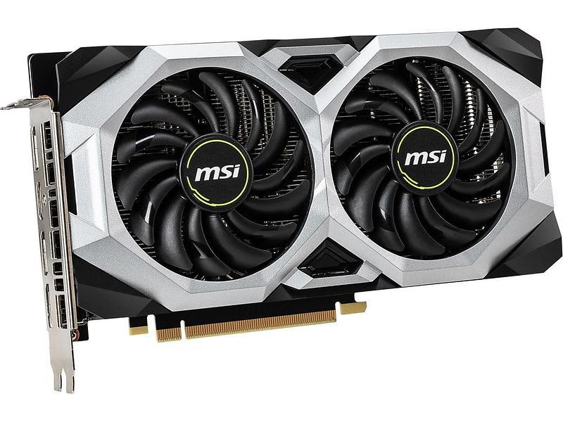 MSI GeForce RTX 2060 Ventus OC HDMI 3xDP 6GB