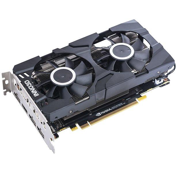 Inno3D GeForce RTX 2060 Twin X2 HDMI 3xDP 6GB
