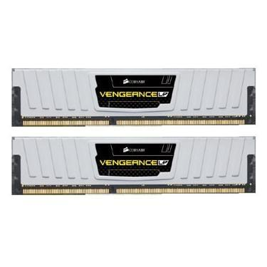 Corsair Vengeance White DDR3 1600MHz LP 2x4GB (CML8GX3M2A1600C9W)