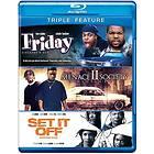 Friday & Menace II Society & Set It Off (US)