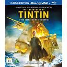 Tintins Äventyr: Enhörningens Hemlighet (2011) (3D)