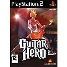 Guitar Hero (inkl. Gitarr) (PS2)