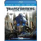 Transformers: Dark of the Moon (3D) (BD+DVD+DC) (4-Disc) (US)