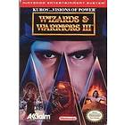 Wizards & Warriors III: Kuros: Visions of Power (NES)