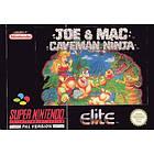 Joe and Mac: Caveman Ninja (SNES)