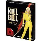 Kill Bill: Vol. 1 + Kill Bill: Vol. 2 - SteelBook Edition (DE)