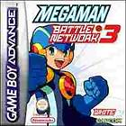 Mega Man Battle Network 3 White (GBA)