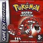 Pokémon Ruby (GBA)