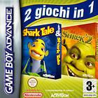 2 in 1 Game Pack: Shrek 2 + Shark Tale