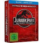 Jurassic Park - Ultimate Trilogy - SteelBook (DE)