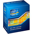 Intel Core i7 3770K 3,5GHz Socket 1155 Box