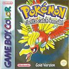 Pokemon Gold (GBC)
