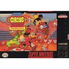 The Great Circus Mystery Starring Mickey and Minnie (SNES)