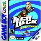 Tech Deck Skateboarding (GBC)