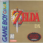 The Legend of Zelda: Link's Awakening DX (GBC)