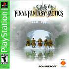 Final Fantasy Tactics (USA-import)