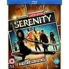 Serenity - Reel Heroes Sleeve (UK)