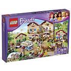 LEGO Friends 3185 Ridläger