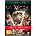 Civilization V Expansion: Gods and Kings (Mac)