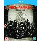 Sons of Anarchy - Season 4 (UK)