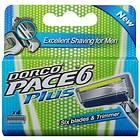 Dorco Pace6 Plus 4-pack