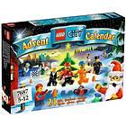 LEGO City 7687 Adventskalender 2009