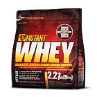Mutant Nutrition Whey 2.27kg