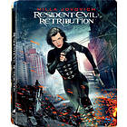 Resident Evil: Retribution - SteelBook