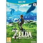 Bild på The Legend of Zelda: Breath of the Wild (Wii U) från Prisjakt.nu