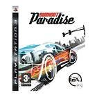 Burnout: Paradise (PS3)