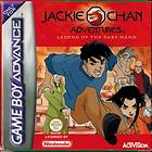 Jackie Chan Adventures (GBA)