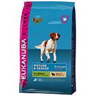 Eukanuba Dog Mature & Senior Lamb & Rice 12kg