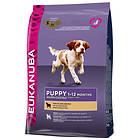 Eukanuba Puppy All Breeds 2,5kg