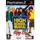 Disney High School Musical: Sing It!