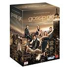 Gossip Girl: Complete Box - Säsong 1-6 (30-Disc)