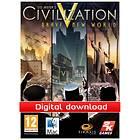 Civilization V Expansion: Brave New World