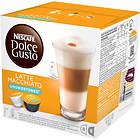 Nescafé Dolce Gusto Latte Macchiato Unsweetened 16st (Kapsler)