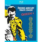 Queen + the Freddie Mercury Tribute Concert (UK)