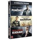 3 Dolph Films: The Punisher + The Last Warrior + Blackjack