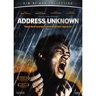 Address Unknown