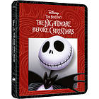 The Nightmare Before Christmas - SteelBook (UK)