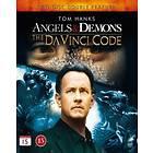 Angels & Demons + The Da Vinci Code