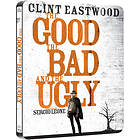 The Good, the Bad and the Ugly - SteelBook (UK)