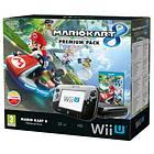 Nintendo Wii U Premium (inkl. Mario Kart 8)