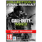 Call of Duty: Modern Warfare 3 Expansion: Collection 4 - Final Assault (Mac)