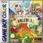 Game & Watch Gallery 3 (GBC)