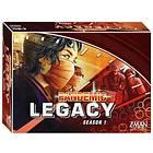 Z-Man Games Pandemic Legacy: Red (Season 1)